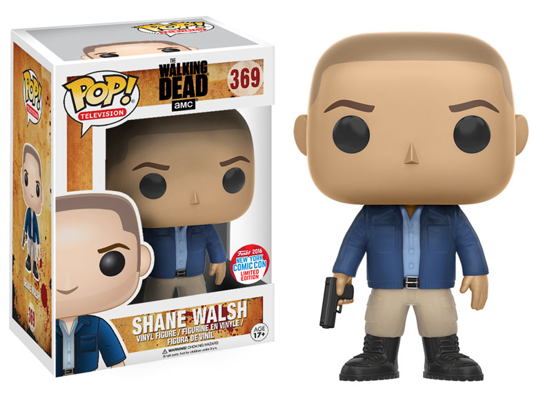 Funko - NYCC Exclusive - Pop! - The Walking Dead - Shane Walsh