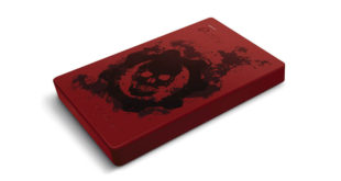 'Gears of War 4' – Seagate 2 TB External Hard Drive – Exclusive