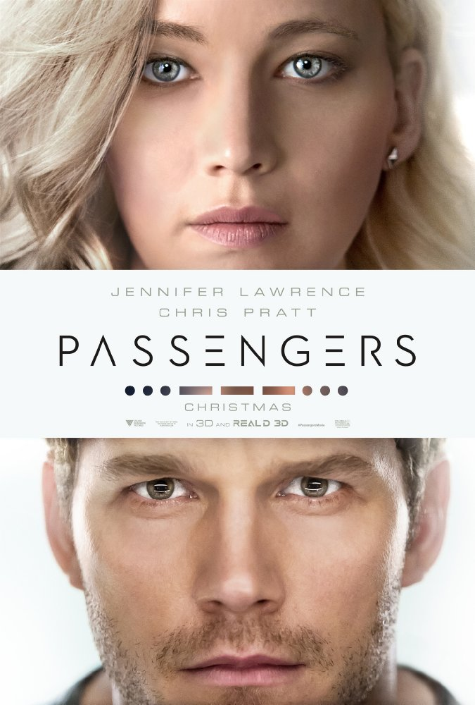 Passengers - Official Poster - Sony