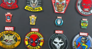 ShadowBox - Marvel Collector Corps - Patches and Pins - Cover