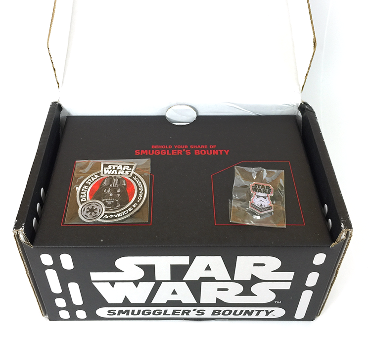 Star Wars - Smugglers Bounty - Death Star - Inside - Top