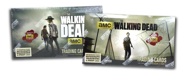 Cryptozoic - The Walking Dead - Trading Cards
