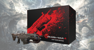 Loot Crate - Gears of War 4 - Unbox