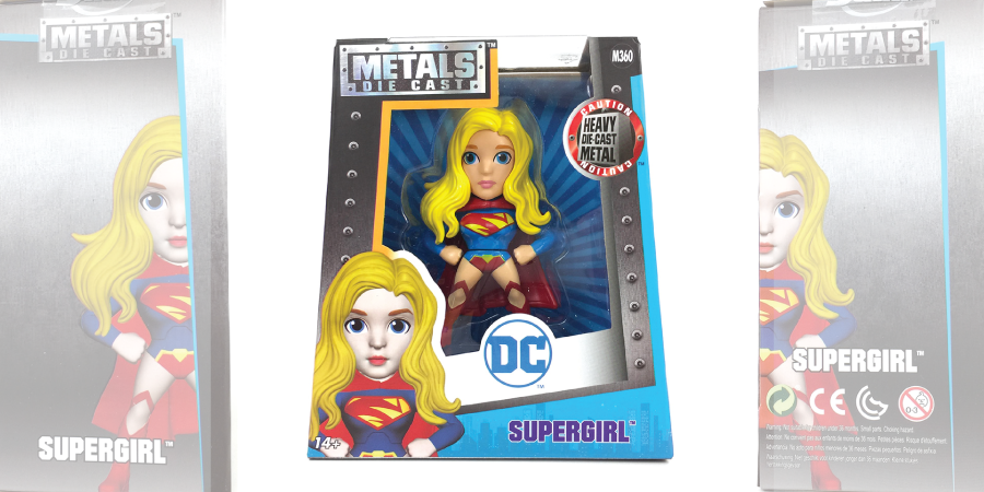 METALS Die Cast - M360 - Supergirl