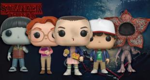 Stranger Things Funko Pop!s