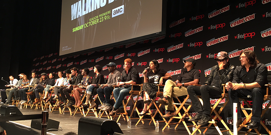 Podcast: New York Comic Con 2016 (S02E54)