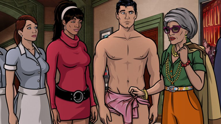 Podcast: Preparing to Invade NYCC 2016 (S02E53) - NYCC 2016 - Archer