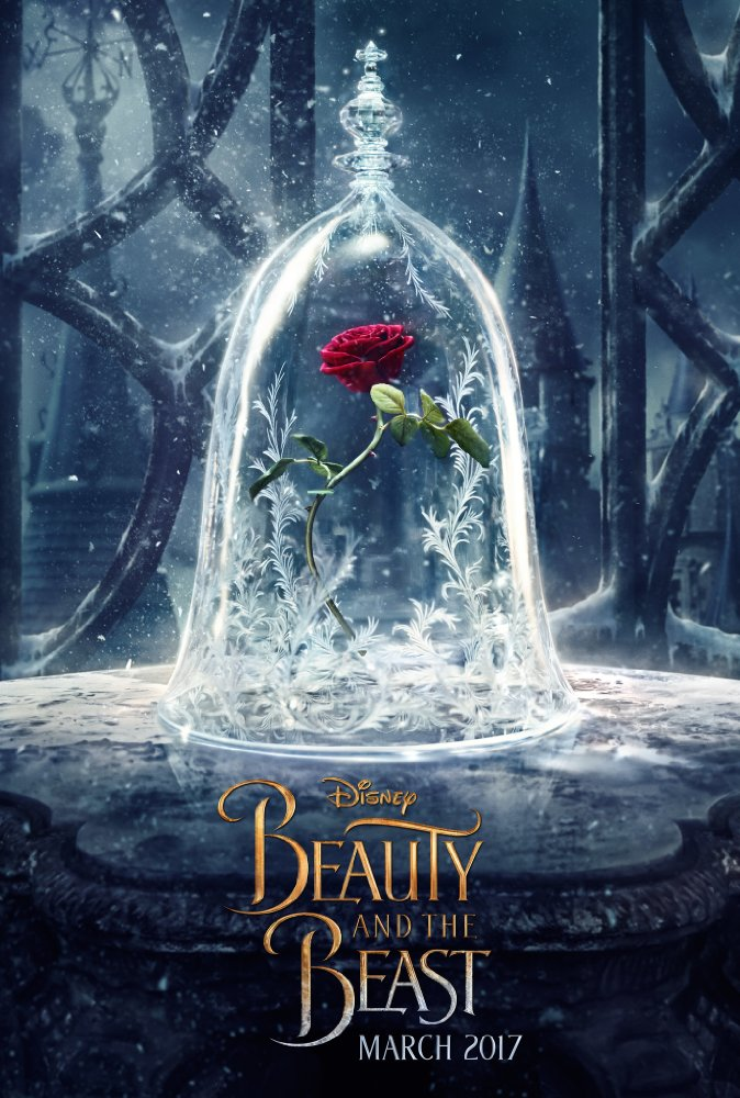 Beauty and the Beast (2017) - Official Poster