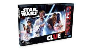 Star Wars CLUE - Cover