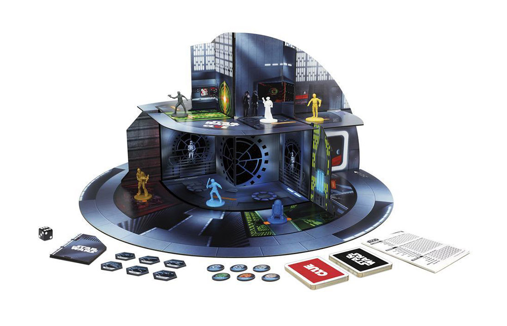 Star Wars CLUE - Death Star
