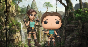 Lara Croft by Funko