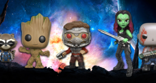 Guardians of the Galaxy Vol. 2 Comes to Funko