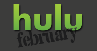 February's Lineup for Hulu