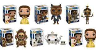 Disney's Beauty & the Beast! Pop!s
