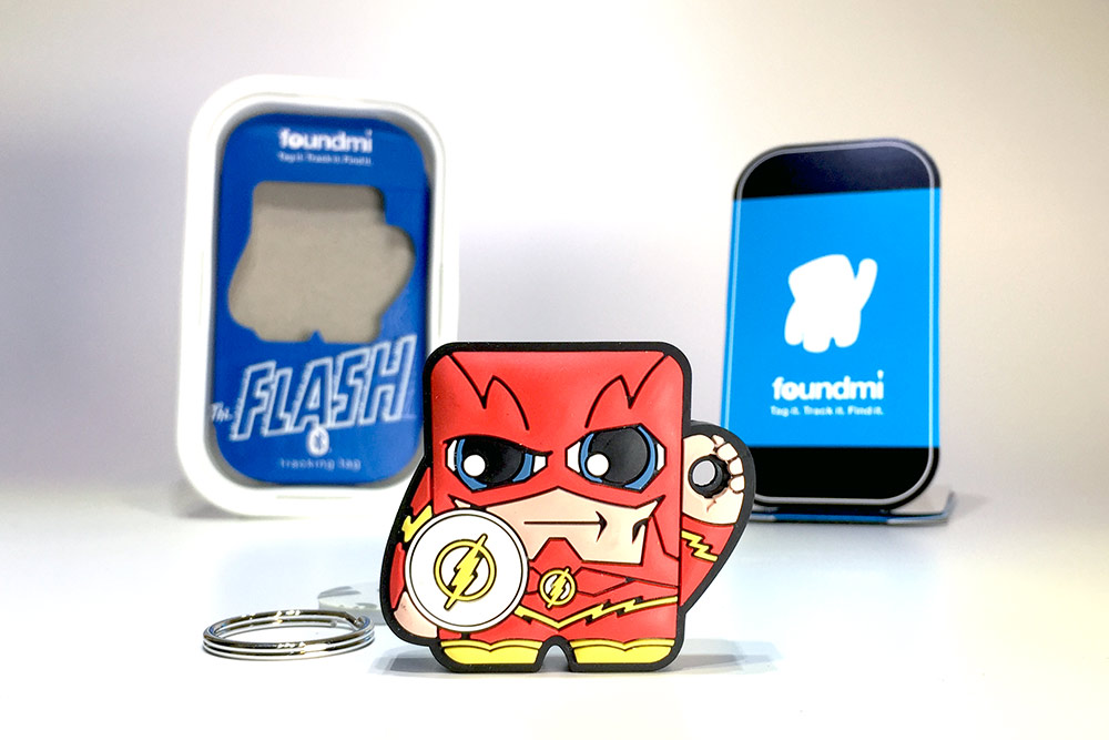FoundMi-theFlash-OutofBox