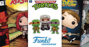 Funko Universe Month – Variant Comic Book Covers