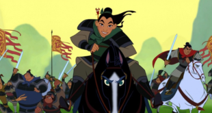 Disney's Live-Action 'Mulan' Gets a Director