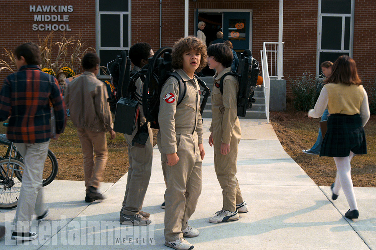 Stranger Things 2 - Entertainment Weekly