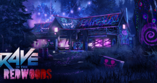 COD Zombies: Rave in the Redwoods