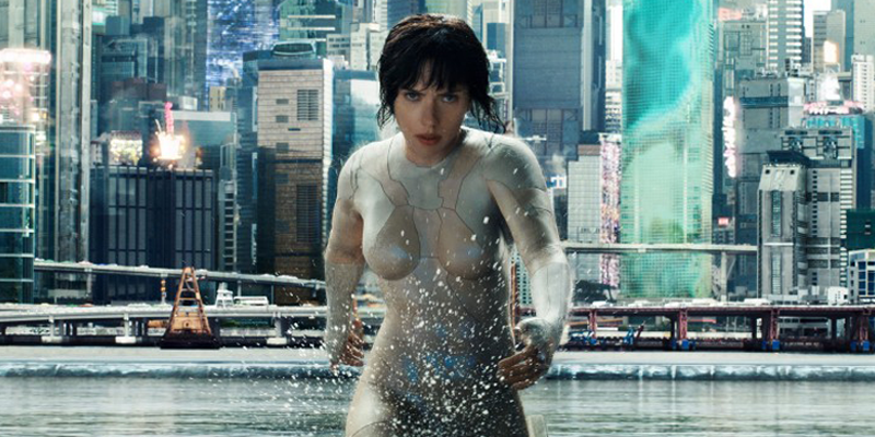 'Ghost in the Shell' - [ TRAILER #2 ] - ghostintheshell-major