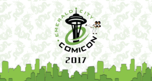 Emerald City Comicon 2017 – Pre-Con