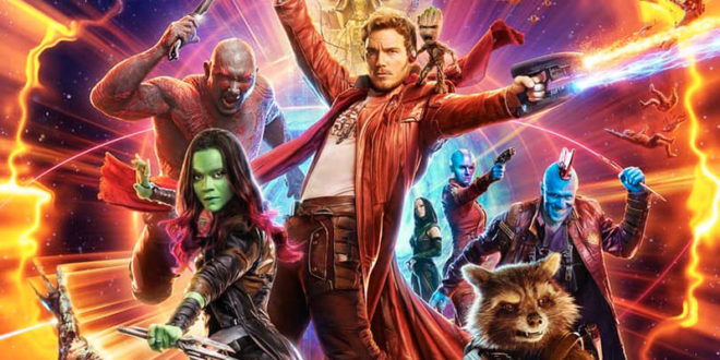 Guardians of the Galaxy - Vol. 2 - Cover