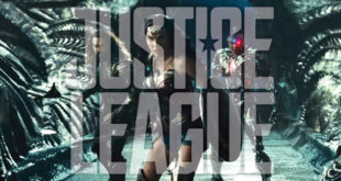 Justice League - Trailer - Cover