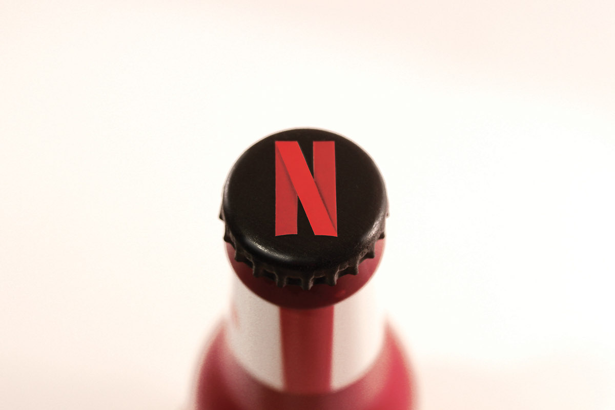 Streaming Beer by Netflix