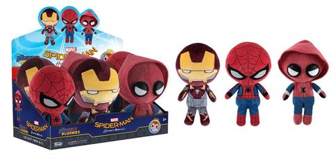 funko-spidermanhomecoming-plushies