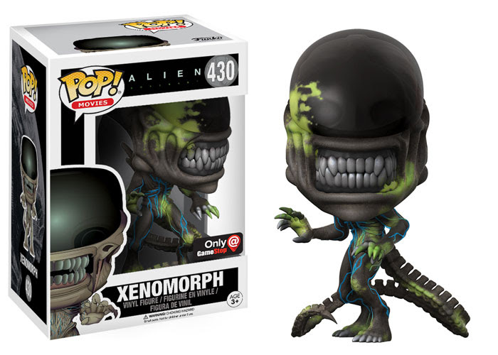 Funko - Pop - Alien Covenant - Bloody Xenomorph - GameStop - Exclusive