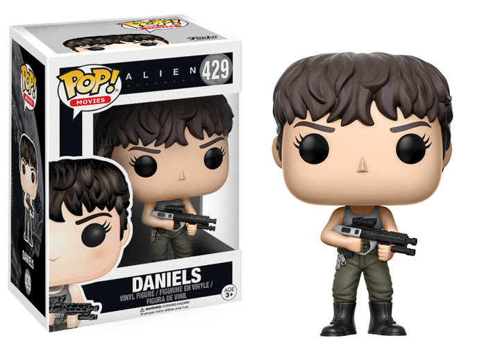 Funko - Pop - Alien Covenant - Daniels