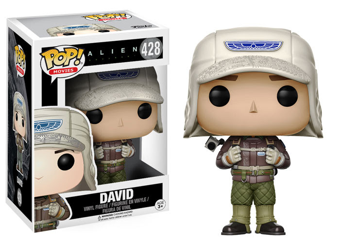 Funko - Pop - Alien Covenant - David