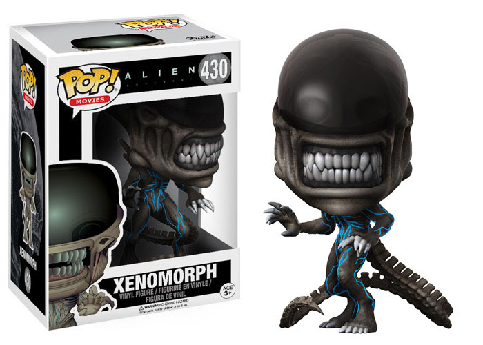 Funko - Pop - Alien Covenant - Xenomorph