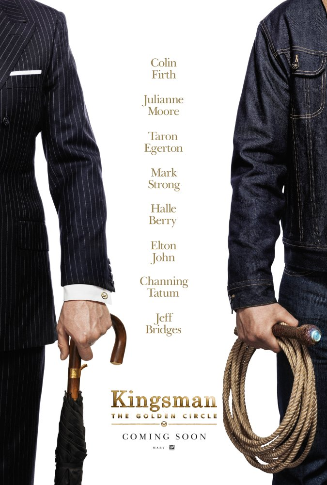 Kingsman: The Golden Circle - Official Poster