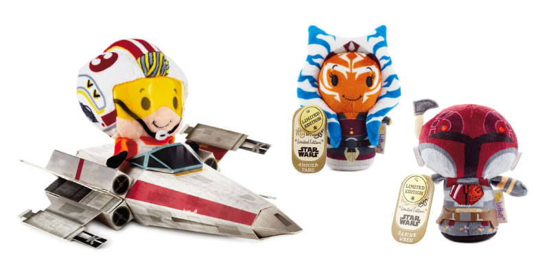 Star Wars - itty bittys - Hallmark - exclusives