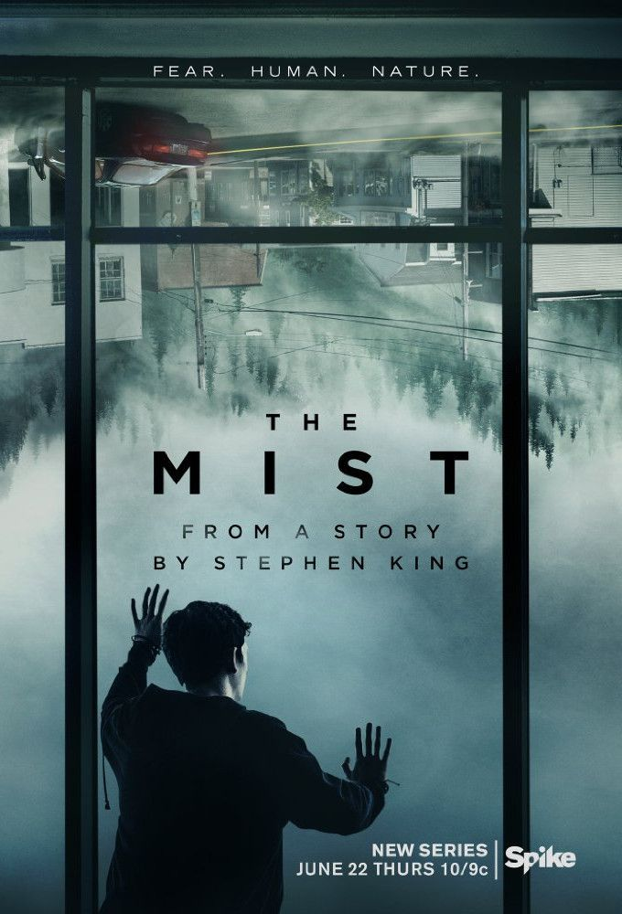 Stephen King's 'The Mist' is Coming to Spike [ TRAILER ]