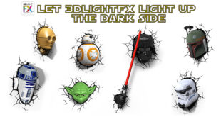 3D Deco Lights - Star Wars Collection - 3D Light FX - Cover