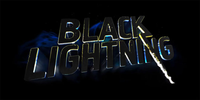 Black Lightning - Cover Image