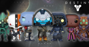 Destiny Funko Pop!s Coming Soon