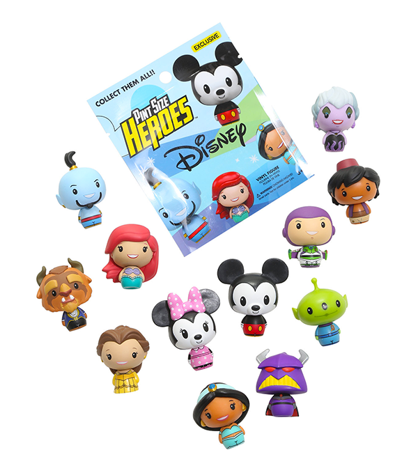 Disney - Pint Size Heroes - Chase - Hot Topic - Exclusive