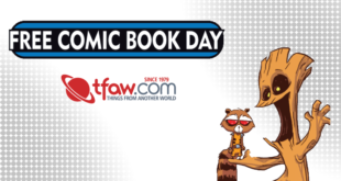 Free Comic Book Day at TFAW!