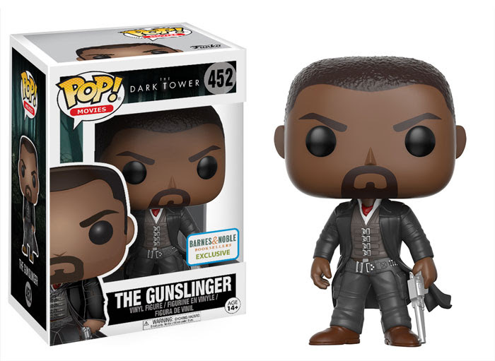 Funko - Pop - The Dark Tower - The Gunslinger - BN - Exclusive
