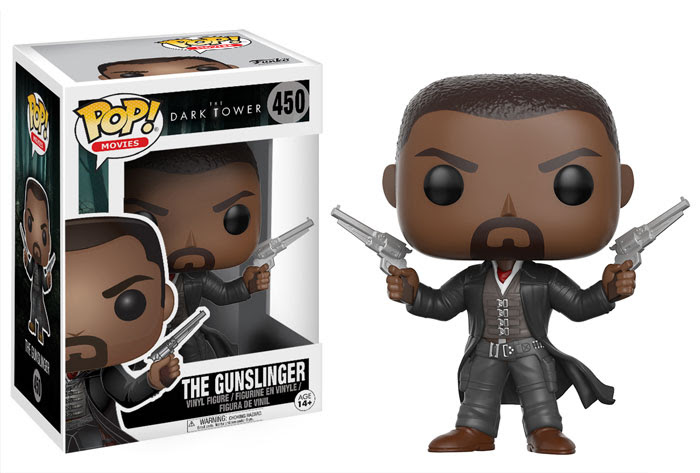 Funko - Pop - The Dark Tower - The Gunslinger