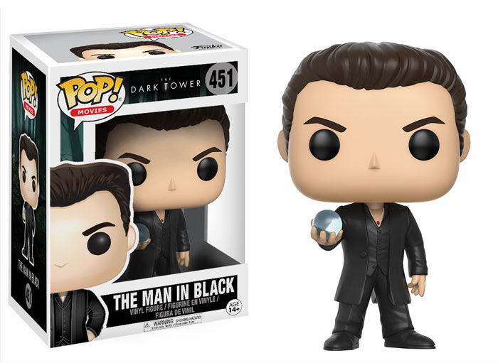 Funko - Pop - The Dark Tower - The Man in Black
