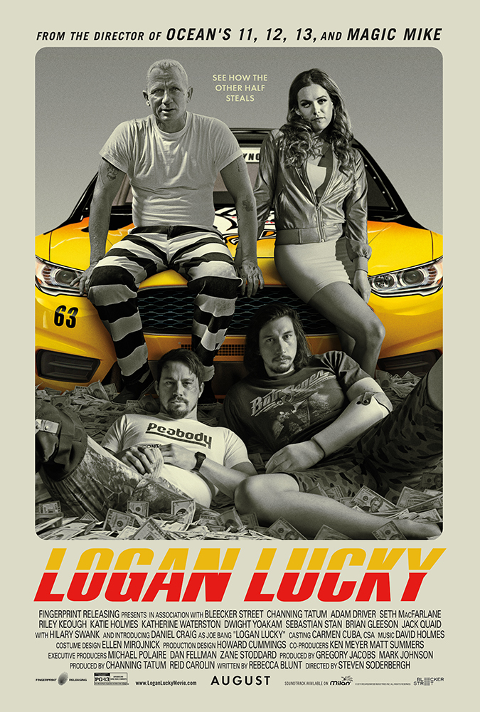 Logan Lucky - Official Poster