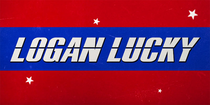 Logan Lucky - Title - Cover