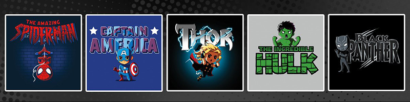Marvel - TeeTurtle - Banner-web