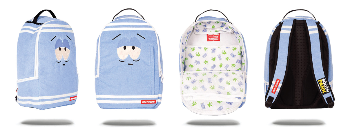 Towelie - Backpack - South Park