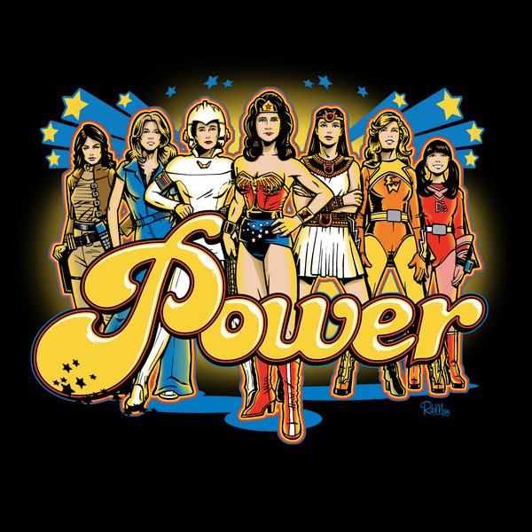 Women of Power - T-Shirt