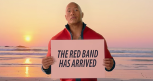 'Baywatch' – [ RED BAND TRAILER ]
